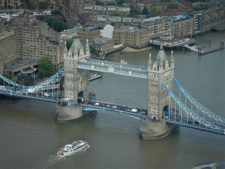 Najlepsze punkty widokowe w Londynie- który wybrać?