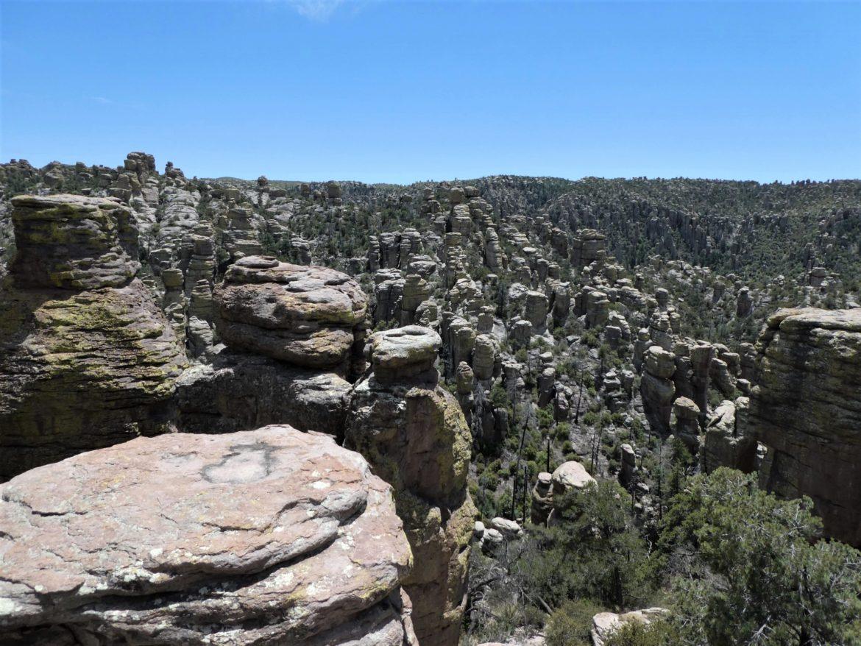 Chiricahua National Monument – zwiedzamy ukryty skarb Arizony!