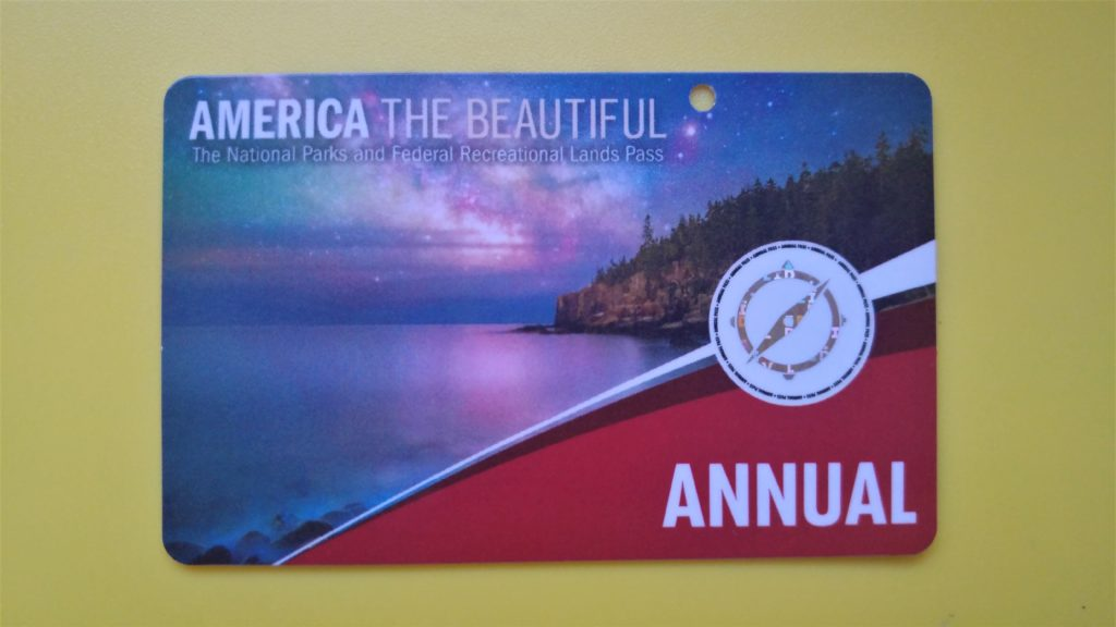 america the beautiful annual pass