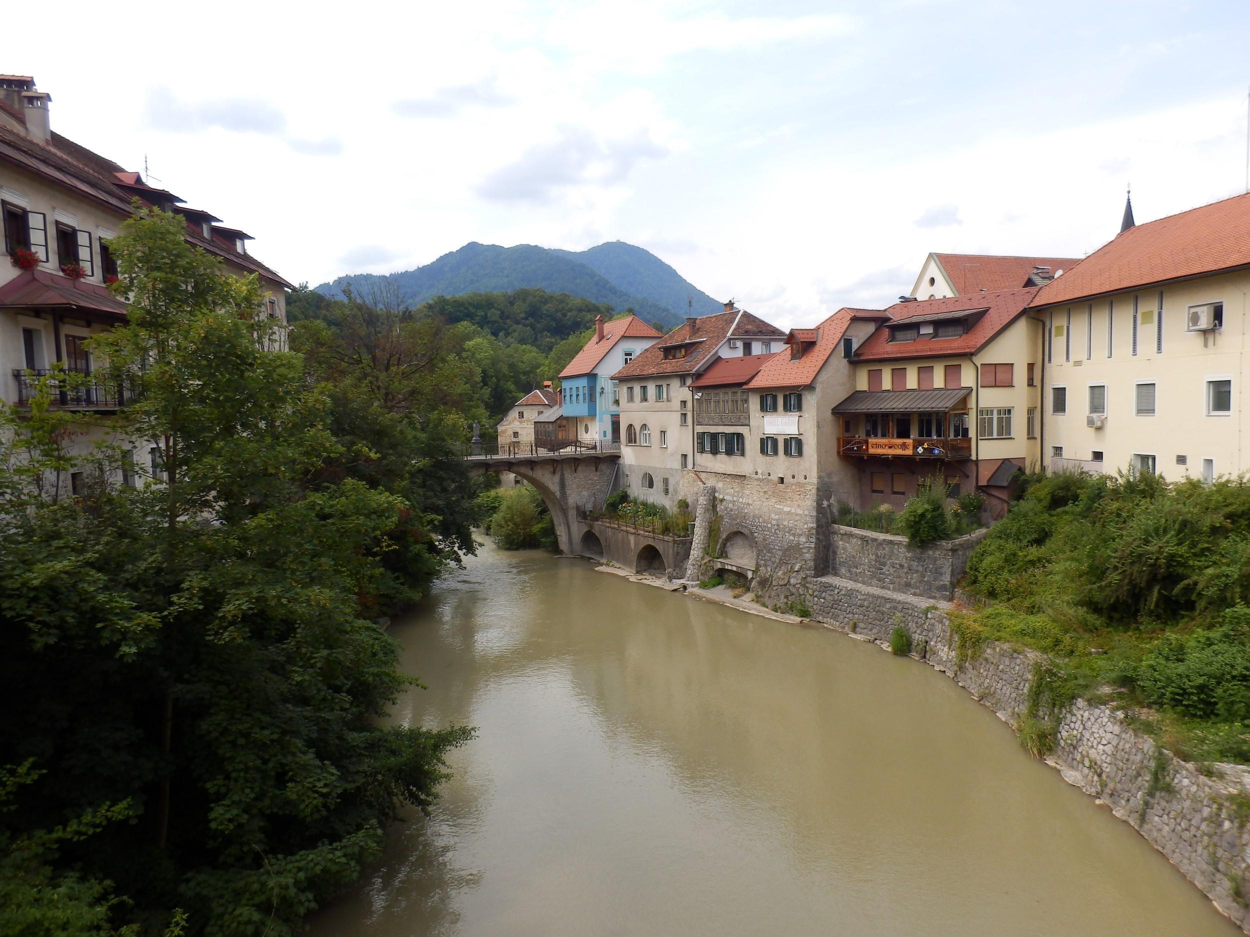 Skofja Loka największe słoweńskie atrakcje