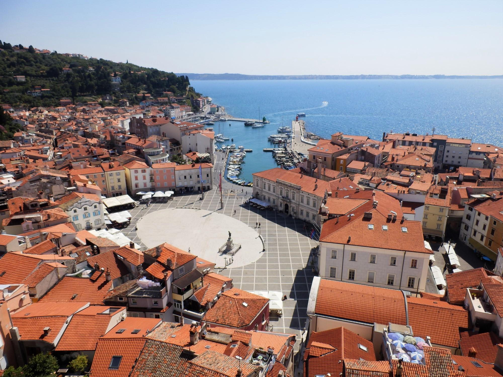 Piran największe atrakcje w Słowenii
